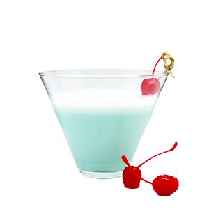 Coco Bleu Martini Recipe - Blue Chair Bay®