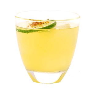Smoked Coconut and Pineapple Fizz Recipe - Blue Chair Bay®