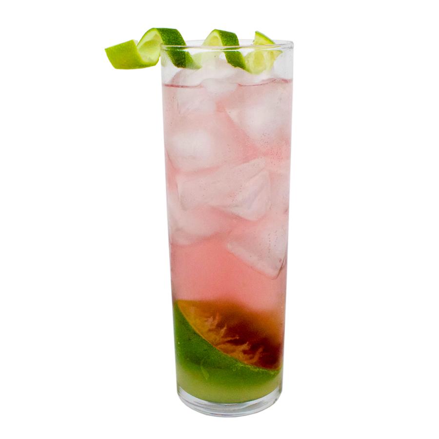 Raspberry Lime Rickey Recipe - Blue Chair Bay®