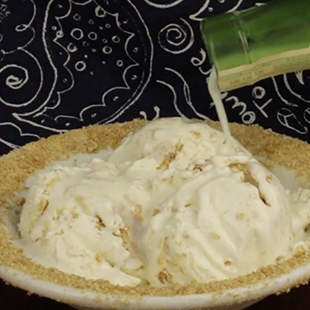 Key Lime Ice Cream Recipe - Blue Chair Bay®