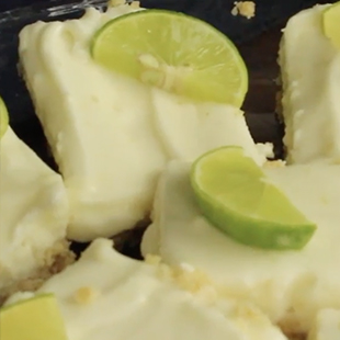 Key Lime Meltaway Bars Recipe - Blue Chair Bay®