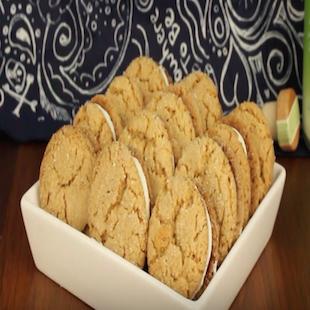 Key Lime Sandwich Cookies Recipe - Blue Chair Bay®