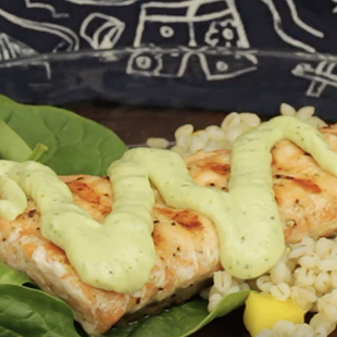 Key Lime Avocado Seafood Sauce Recipe - Blue Chair Bay®