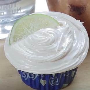 Island Mule Cupcakes Recipe - Blue Chair Bay®