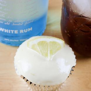 Sweet Tea Rum Cupcakes Recipe - Blue Chair Bay®