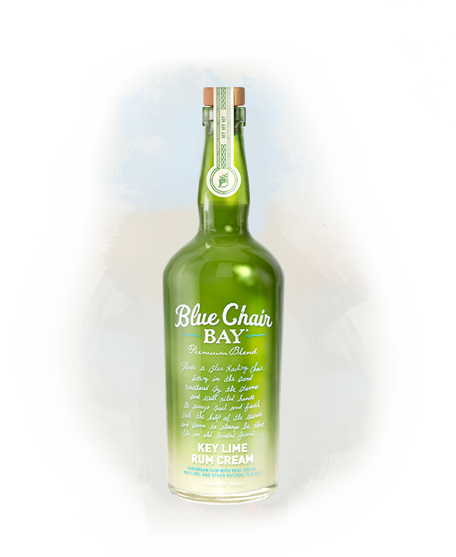 Key Lime Rum Cream