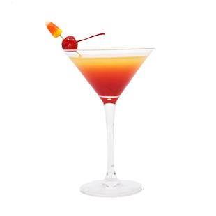 Candy Corn Martini Recipe - Blue Chair Bay®