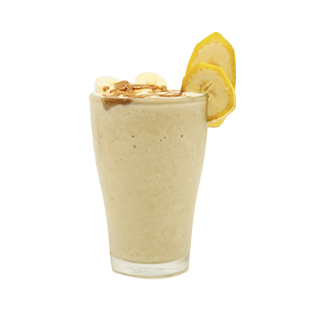 Peanut Butter Banana Boozy Smoothie Recipe - Blue Chair Bay®