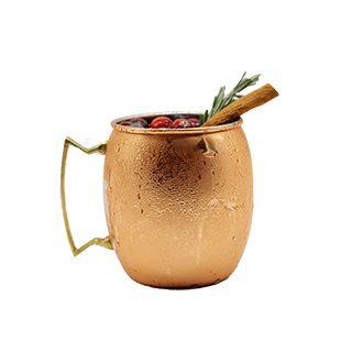 Cranberry Mule Recipe - Blue Chair Bay®