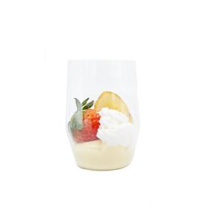 Strawberry Banana Pudding Shot Recipe - Blue Chair Bay®
