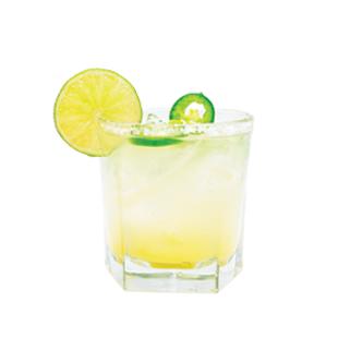 Pineapple Jalapeño Margarita Recipe - Blue Chair Bay®