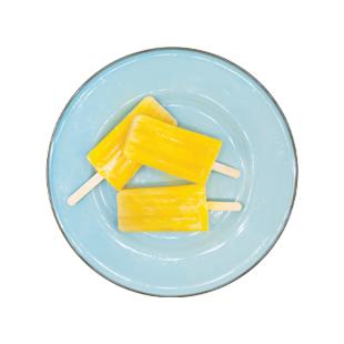 Pineapple Cream Popsicles Recipe - Blue Chair Bay®