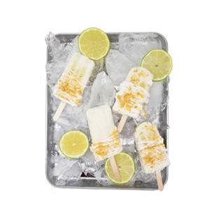 Key Lime Cream Popsicles Recipe - Blue Chair Bay®