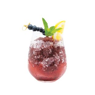 Spiced Blueberry Slush Recipe - Blue Chair Bay®