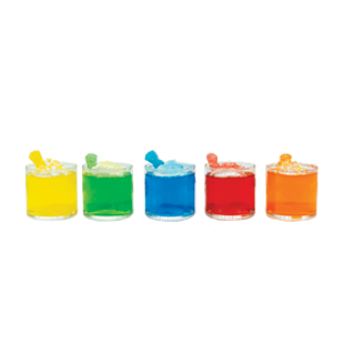 Sour Patch Jell-O Shooters Recipe - Blue Chair Bay®