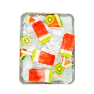 Watermelon Popsicles Recipe - Blue Chair Bay®