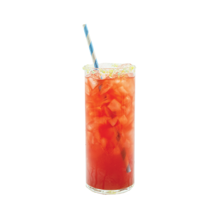 Coconut Raspberry Spritzer Recipe - Blue Chair Bay®