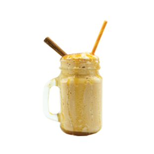 Pumpkin Spice Milkshake Recipe - Blue Chair Bay®