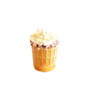 Ice Cream Cone Shooter Recipe - Blue Chair Bay®
