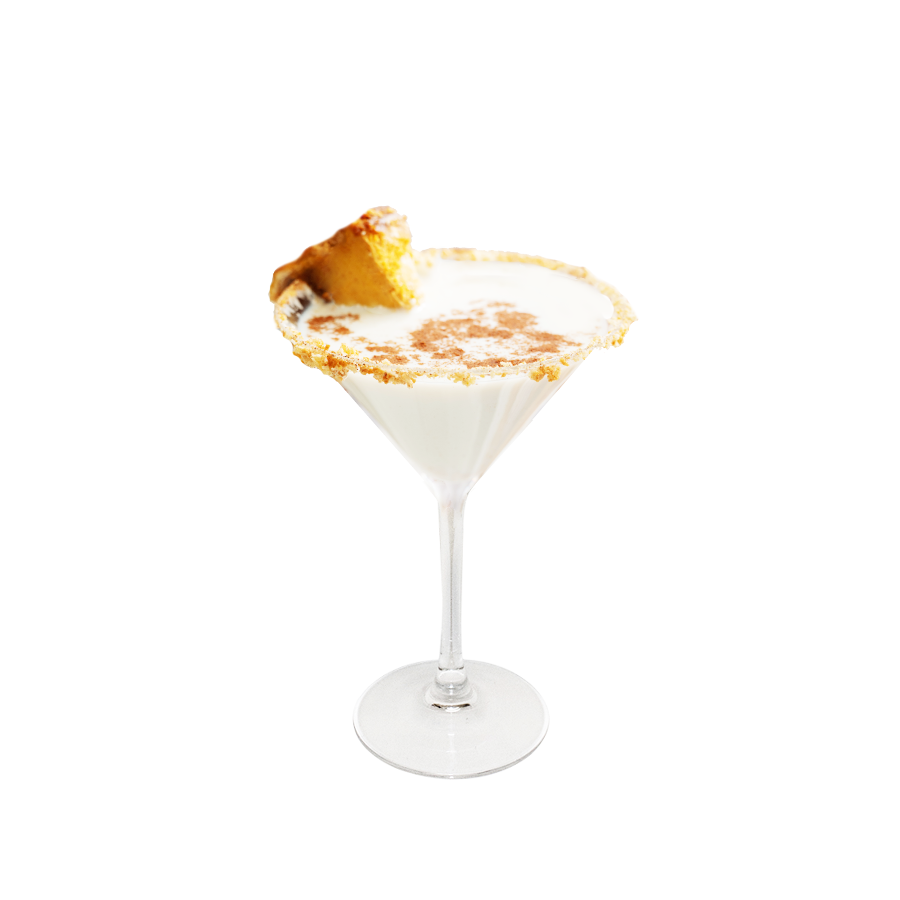 Coconut Spiced Pumpkin Pie Martini Recipe - Blue Chair Bay®